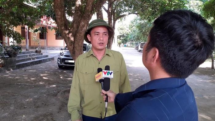 Ông: Châu Ngọc Dương - Giám đốc chi nhánh lâm trường Trường Sơn
